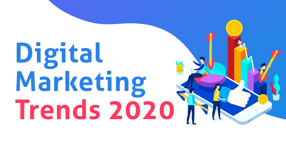 Trends in digital marketing for 2020