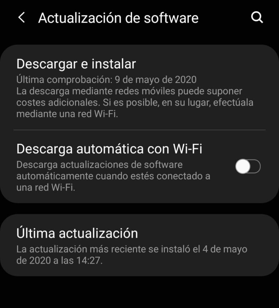How to update Android