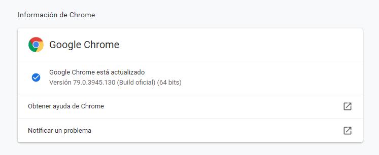 Información-Google-Chrome