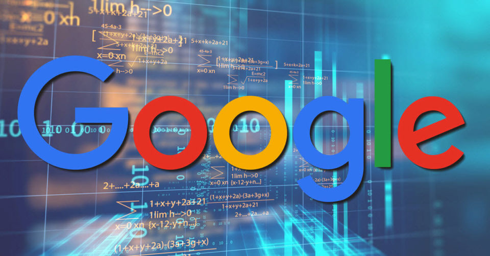 The organic ranking cues that Google includes