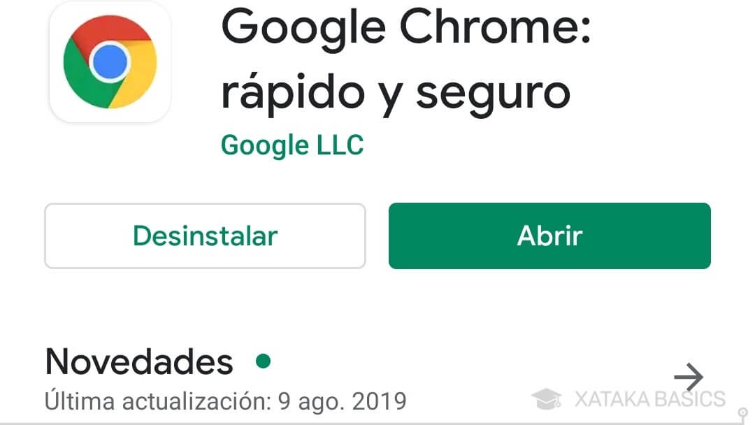 Update Chrome on Android and iOS