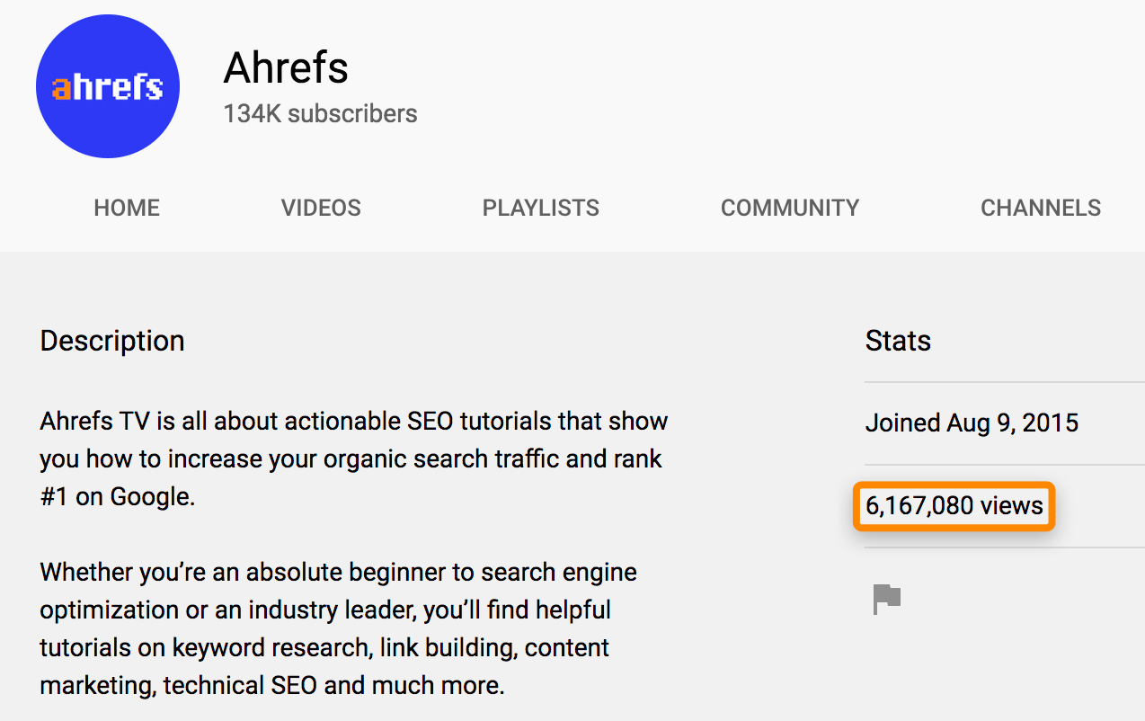 ahrefs-youtube-stats
