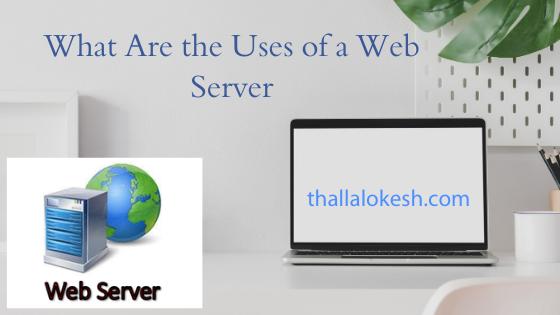 Definition Web Server