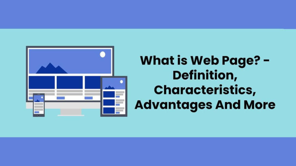What-is-a-Web-Page